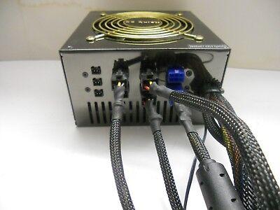 Be QuietDark Power ProNetzteil 530 Watt,Kabelmanagment.