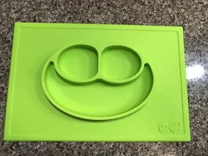 Expo silicone placemat