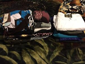 Women's size medium 19 piece clothing lot