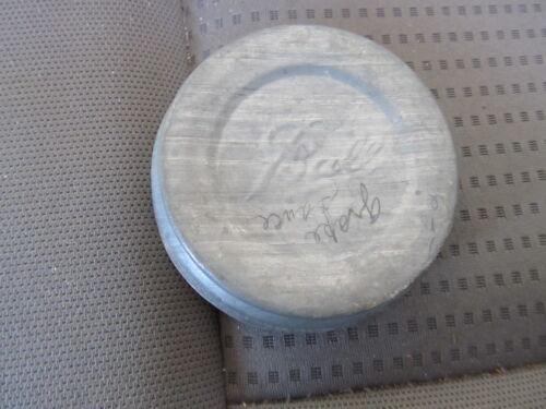 Vintage Zinc Canning Lids (used)