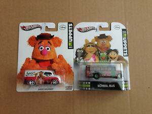 Muppets hot wheels