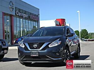 2017 Nissan Murano SV AWD 30,417 KMS FACTORY WARRANTIES