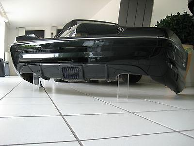 MH-DEZENT Heckdiffusor für Mercedes CL 55 Kompressor  AMG W215