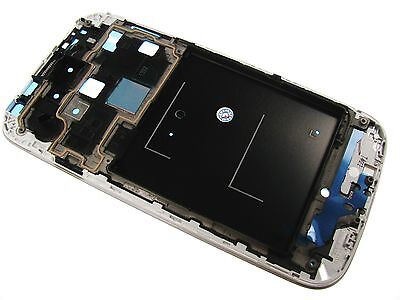 New Bezel Front Case Housing Cover Frame Faceplate AT&T Samsung Galaxy S4 i337