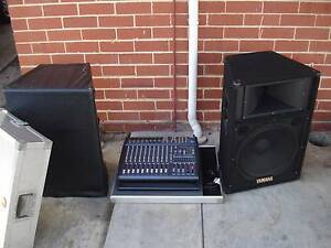 Yamaha PA and Speakers Lockridge Swan Area Preview