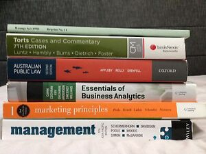 COMMERCE BUSINESS TEXTBOOKS FOR SALE! Melbourne CBD Melbourne City Preview