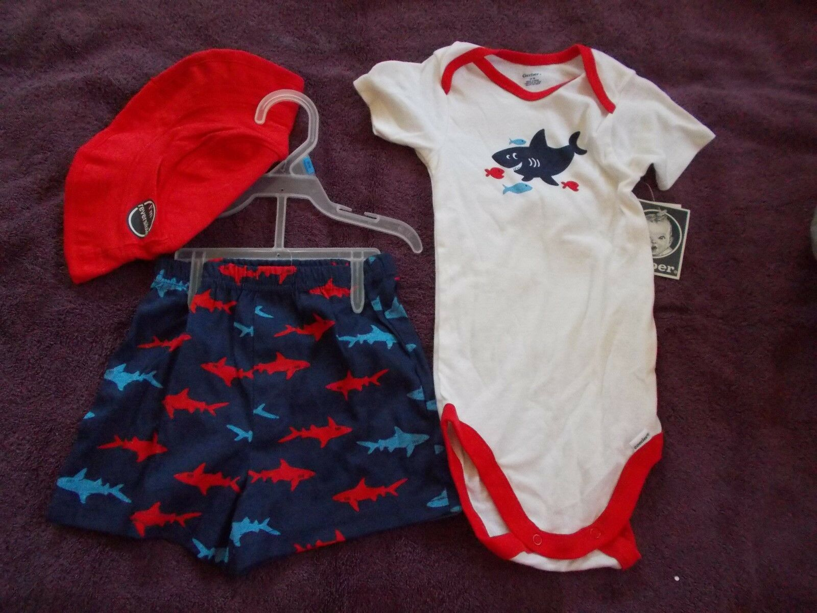 Gerber Baby Clothing UPC & Barcode