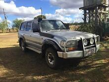 1992 Toyota LandCruiser Wagon Clifton Toowoomba Surrounds Preview