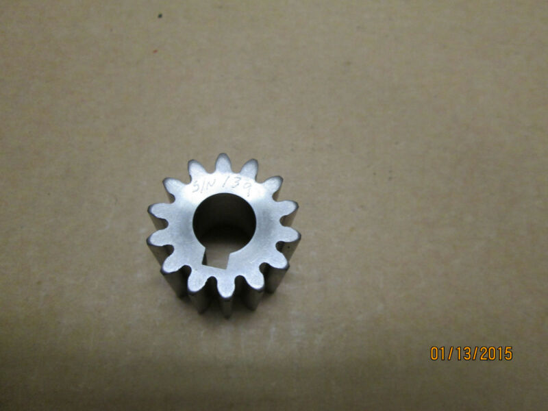 NEW OTHER, FANUC EO-1562-878-814 PINION GEAR.