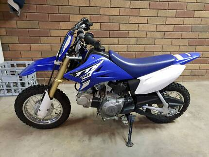 Yamaha TTR50 2015 in Great Condition Manifold Heights Geelong City Preview