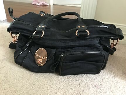 Wanted: Rose gold Mimco nappy bag