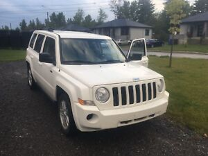 Jeep Patriot 2010 Manuel 2x4