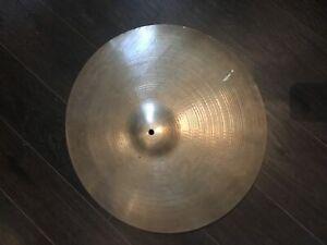 "21"" vintage ride cymbal"