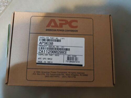 APC AP9630 Schneider Electric UPS Network Management Card 2 - Open Box New