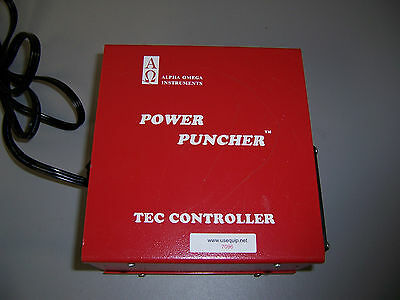 7096 ALPHA OMEGA POWER PUNCH TEC CONTROLLER P120BP