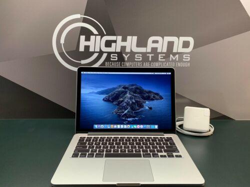 MACBOOK PRO 13 | RETINA | CORE i7 | 1TB SSD | 16GB RAM | WARRANTY | OS-2019