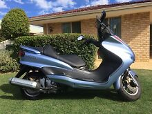 Yamaha Majesty 250cc Scooter Perth Northern Midlands Preview