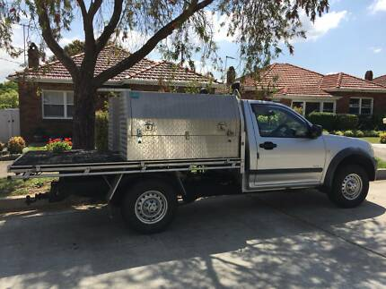 2004 Holden Rodeo Ute Kingsgrove Canterbury Area Preview