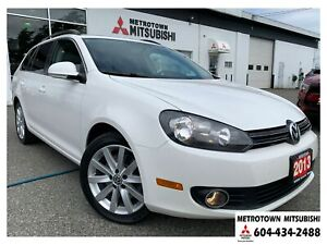 2013 Volkswagen Golf 2.0 TDI Highline; Fully loaded!