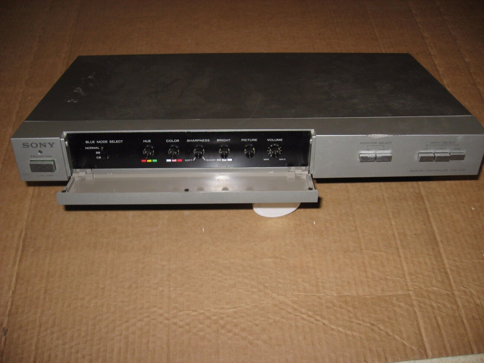 Sony VPR-722S Remote Controller for VPH-1030 1040 Series Projectors  E3