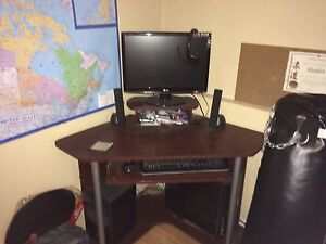 Computer / Desk / Monitor and Speakers for Sale!!!