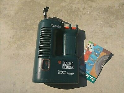 Black & Decker VersaPak Cordless Air Compressor Inflator VP700 WorkingTool Only