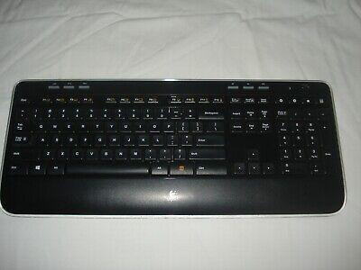 Logitech K520 Wireless Keyboard (NO RECEIVER)