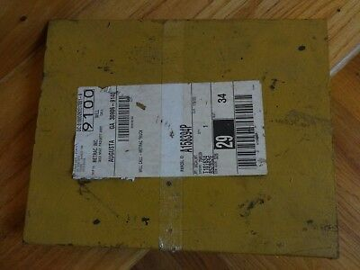 John Deere T101634 Cutting Edge 2 Weld-on Wear Plate For Wheel Loader 444e Oem