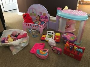 Baby Play-set and Accessories