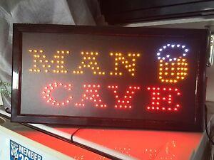 Bar sign -Man cave light up sign Camden Camden Area Preview