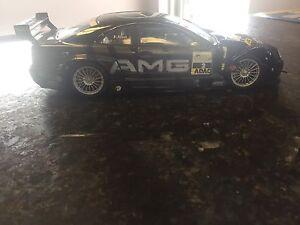 1/18 Mercedes Benz CLK-DTM