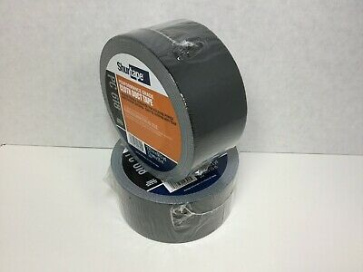 Shurtape Pc-618 Performance Grade Duct Tape 3 In. X 60 Yds. 2 Count Black