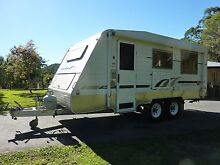 2005 Supreme Territory (seriously) Off Road Caravan Jilliby Wyong Area Preview