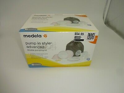 Medela Pump In Style Advanced Double Pumping Kit Brand New Sealed Free Shipping