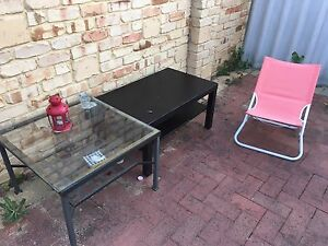 Free outside tables Beaconsfield Fremantle Area Preview