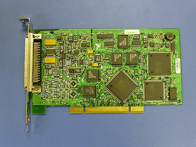 National Instruments Pci-6013 Ni Daq Card Multifunction Analog Input