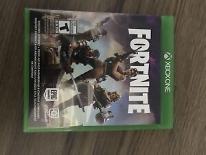 Fortnite physical copy (used)