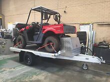 2013 Kymco UTV 4x4 Buggy and trailer Balcatta Stirling Area Preview