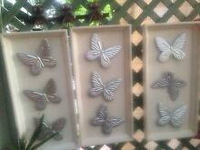 Outdoor butterfly &Owl Ornament McGraths Hill Hawkesbury Area Preview