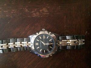 Harve Benard  watch, only worn a couple times, make an offer