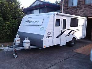 2013 Jayco Family Van - Hard to find Camden South Camden Area Preview