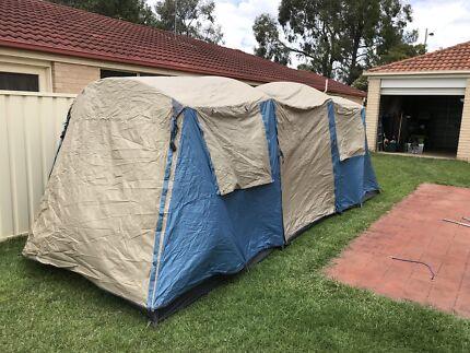 Oztrail bungalow 9 tent & tents in Sydney Region NSW | Camping u0026 Hiking | Gumtree Australia ...