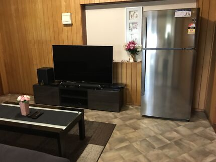 Single Bedroom fully air conditioning