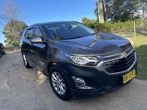 2017 Holden Equinox Ls (fwd) 6 Sp Automatic 4d Wagon