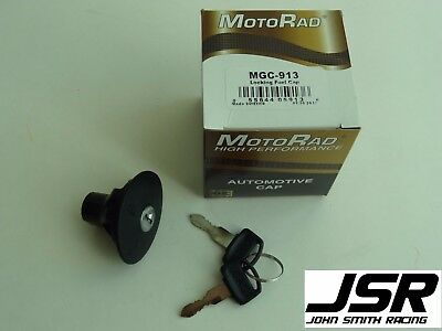 10 14 Ford Mustang All Models Locking Fuel Gas Cap by MotoRad