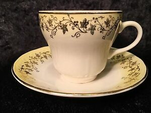 Dainty Miss Tea / Coffee Cup and Saucer