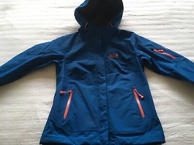 Jack Wolfskin Texapore Waterproof Jacket Size UK10 VGC