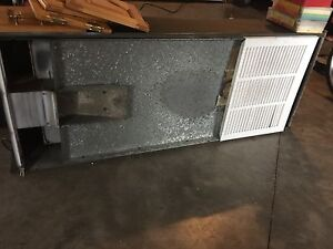 Great working propane forced air furnace