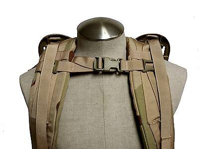 MOLLE II Enhanced Shoulder Straps, Desert Camo, Army Surplus