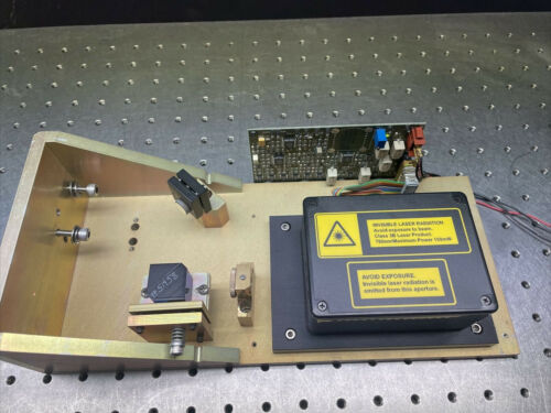 Thermo 780nm (771nm) 50mW TEC Stabilized External Cavity Diode Laser System